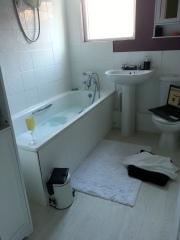 Champaign bath!