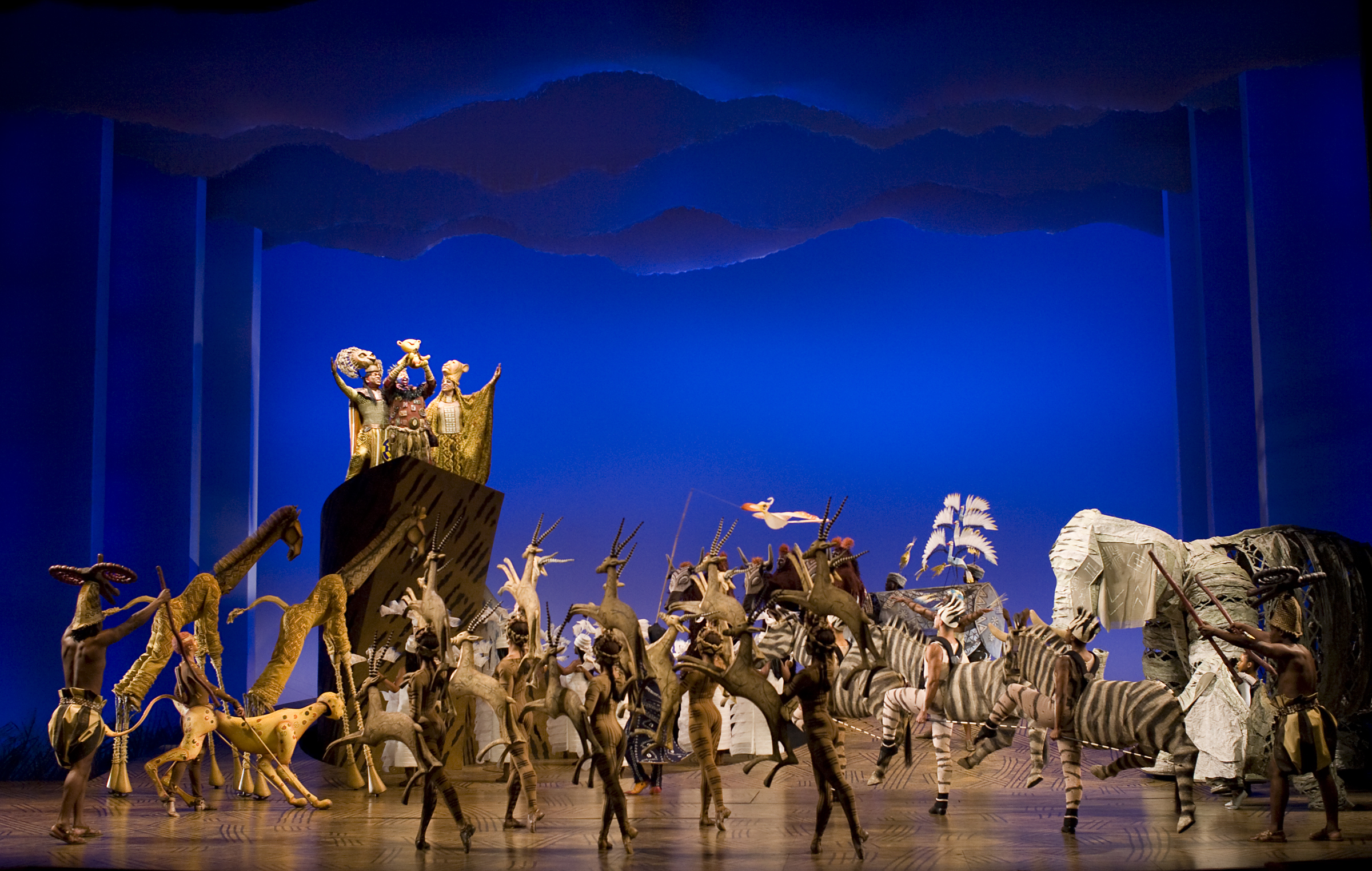 The Lion King The Musical Christine Lucas