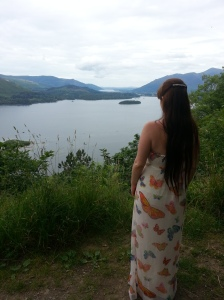 Surprise View: derwent water and bassenthwaite