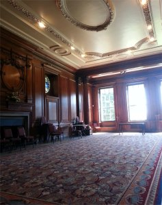 Croxteth Hall dining room