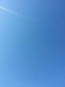 Something Blue - sky blue