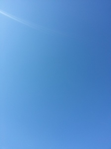 Something Blue - sky blue
