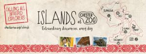 Chester Zoo. Islands