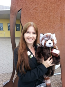 Roxie the Charlie Bear Red Panda