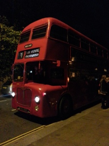 Shiverpool Ghost Bus