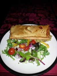 Indian Samosa Caserole