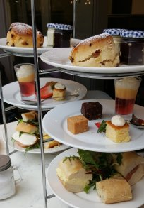 Afternoon Tea at Jam