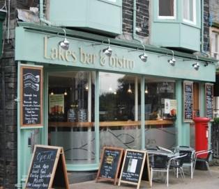 Lakes Bar and Bistro, Keswick