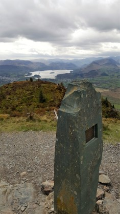 Derwentwater from Dodd