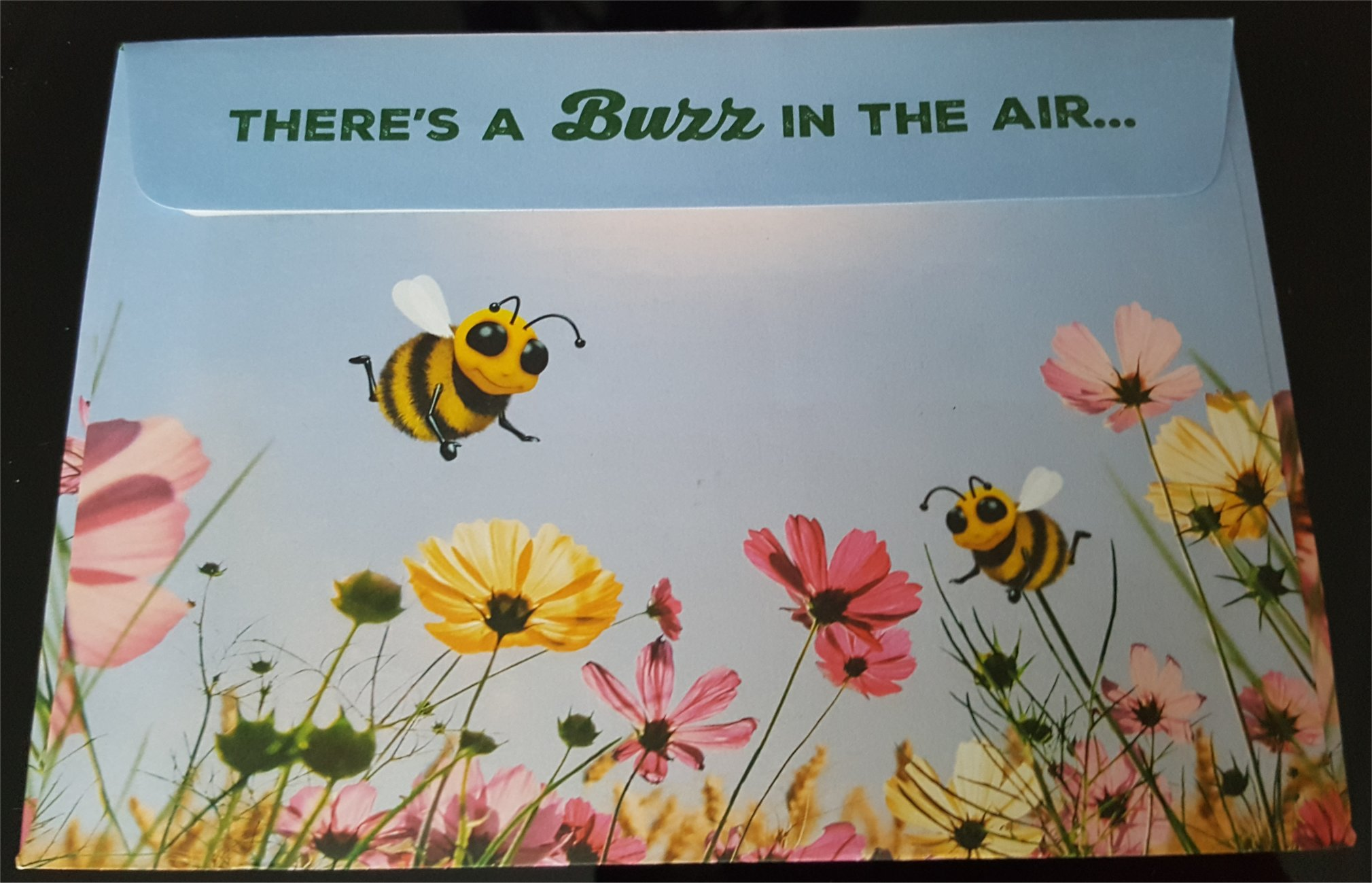 Nestle bee seeds