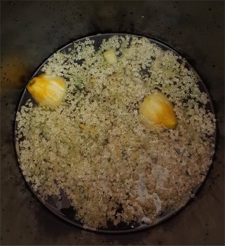 Elderflower Champagne Mix