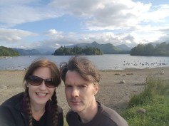 Dinner at Derwentwater