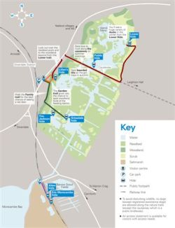 LOW RES Leighton Moss map