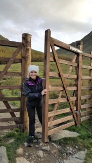 Giant gate!