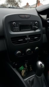 David's car radio