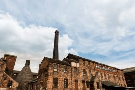 Middleport Pottery, Stoke-on-Trent