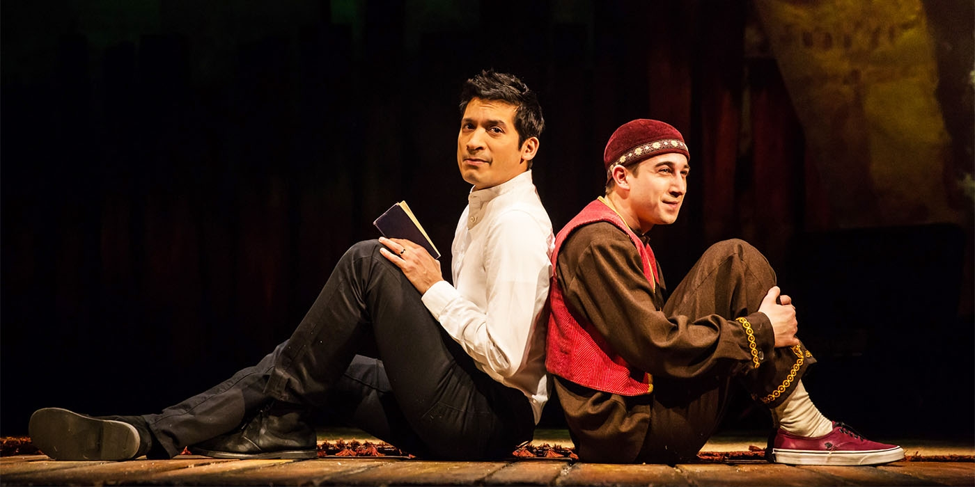 1400X700_0004_The Kite Runner 2018 - 1 RAJ GHATAK (Amir) and JO BEN AYED (Hassan) Photo Betty Zapata