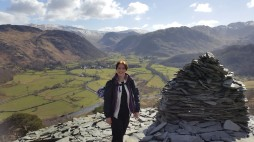 Christine and Borrowdale