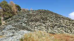 Summit Quarry Spoil Heap