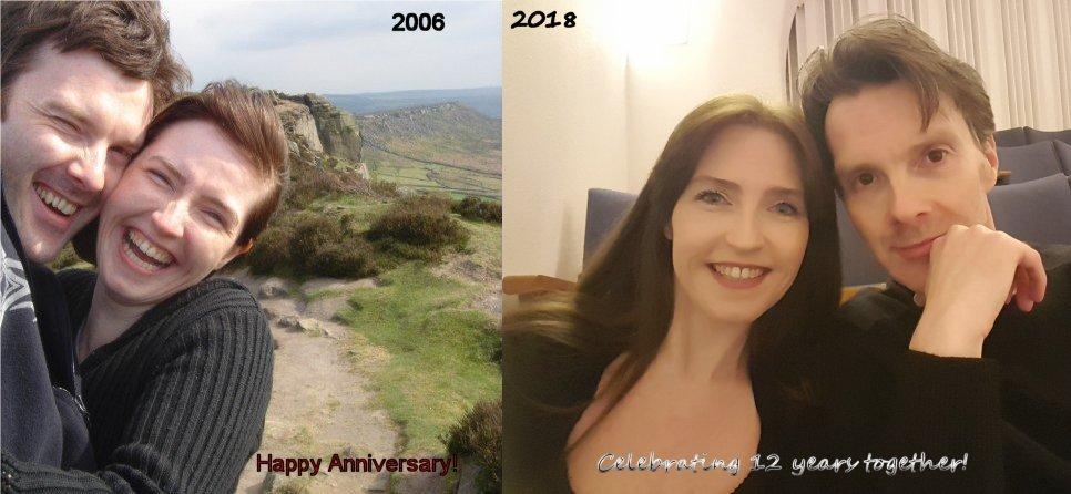 anniversary 12 years