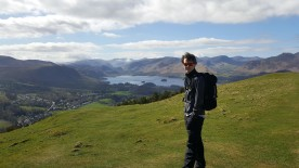 David at Latrigg