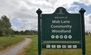 Mab Lane Community Woodland
