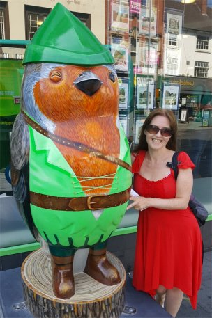 Robin Hood and Christine