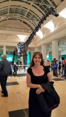 Christine and Dippy