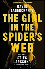 The Girl in the Spider's Web David Lagercrantz