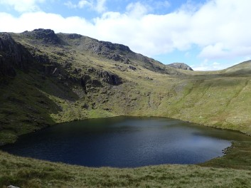 Angel Tarn from Swimmingthelakes