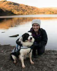 Riley and Christine at Grasmere