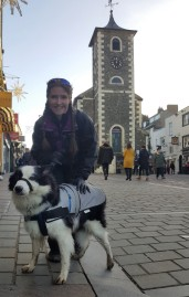 Riley at Keswick