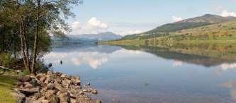 Loch Venachar (Google Image)