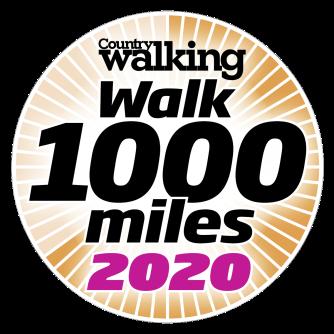 #walk1000miles 2020