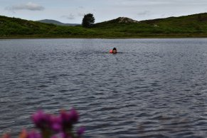 Beacon Tarn swim