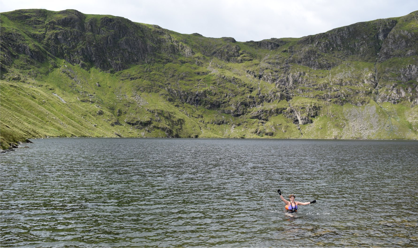 blea water swim