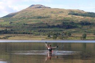 loch venachar swim
